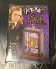 【Halipota】 Inverted Clock Replica Time Turner Necklace Harry Potter
