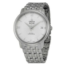 Omega Prestige Co-Axial Stainless Steel Mens Watch 424.10.37.20.02.001