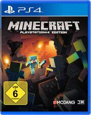 MINECRAFT PS4 PlayStation 4 NUEVO + Embalaje orig.