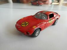 "Mercury Alfa Romeo Giulia Bertone Canguro ""Jolly Club"" in Red on 1:43"