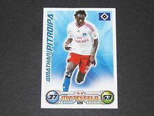 PITROIPA HAMBURG HSV TOPPS MATCH ATTAX PANINI FOOTBALL BUNDESLIGA 2009-2010
