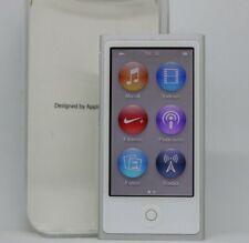 Apple iPod nano 7. Generation Silber (16GB) TOP mit Garantie, vom Händler