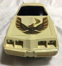 Latrax Radio Controlled Vintage Formula FireBird Cream And Brown Remote RC Car