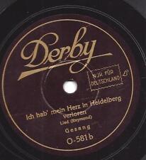 Ich hab mein Herz in Heidelberg verloren  -  Ein Fred Raymond Titel