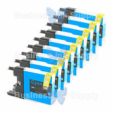 9 CYAN LC71 LC75 Compatible Ink Cartirdge for BROTHER Printer MFC-J435W LC75C