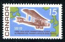 MNH 15c Alcock-Brown Flight on F paper #494i (Lot #rn72)