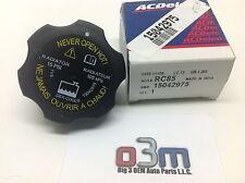 Chevrolet GMC Pontiac Buick Car/Truck/SUV RADIATOR CAP W/ Seal new OEM 15042975