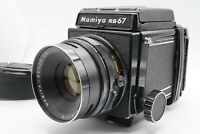 [Near MINT w/ Strap] Mamiya RB67 Pro Body w/ Sekor NB 127mm f/3.8 Lens Japan