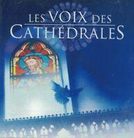 COFFRET 2 CD LES VOIX DES CATHEDRALES GRANDS CHOEURS SACRES