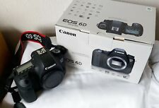 Canon EOS 6D 20.2MP Digital Camera Body Only - Mint 1626 shutter count