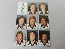 Football Special `79 Derby County 9 Stickers