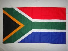 SOUTH AFRICA Country Cloth Print Flag *New Unused*