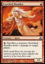 4x Scorched Rusalka Guildpact MtG Magic Red Uncommon 4 x4 Card Cards