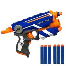 TOP Nerf Elite Hot Fire Strike Infrared Soft Bullets Nerf Toy Desert Eagle Gun
