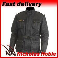 Unisex Adult Wax Cotton Exact RST Motorcycle Jackets