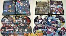 MOBILE SUIT GUNDAM SEED + DESTINY DVD Complete TV 100 Episodes + Movies Sets USA