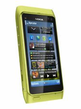 ORIGINAL Nokia  N8-00 - 16GB - Grün (Ohne Simlock) Symbian Smartphone