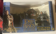 Lord Of The Rings Aragorn with Brego Toy Biz 2003