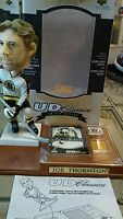 Joe Thornton 2003-2004 NHL UD Classics Limited Edition Bobbinghead Numbered Card