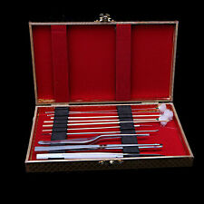 10Pcs Ear Pick Remover Set Cleaning Ear Wax Cleaner Curette Health Care Tool Kit