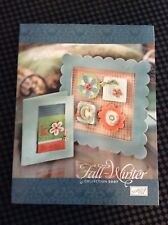 Stampin Up Fall-Winter 2007 Catalog Collectible New