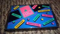 Avon Rock'N Rio Cassette Tape 1988 Various A Ha Bon Jovi