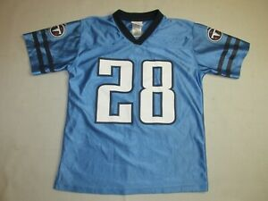 Tennessee Titans Kid's Football Jersey * Chris Johnson * #28 * Large 12-14