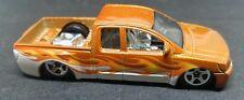2007 Hot Wheels Hot Trucks 5 pack exclusive, Nissan Titan Orange  VHTF LOOSE