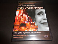 MOON OVER BROADWAY-A look at the genius & idiocy that goes into Broadway plays