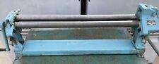 """Peck Stow & Wilcox 381-D Slip Roller 36"""" 22 Gauge Capacity Hand Roller"""