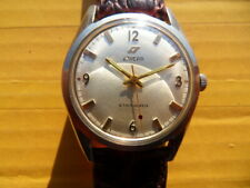 Vintage SWISS ENICAR 17 Star Jewels Manual Men's Watch,Cal.1140