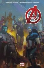MARVEL NOW! : AVENGERS T05 5 TPB Hardcover relié intégrale Panini Marvel #NEUF #