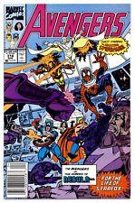 1)AVENGERS #316(4/90)SPIDER-MAN JOINS(IRON MAN/THOR)NEWSSTAND CVR(CGC IT)NM/NM+!