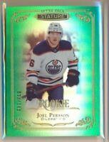 2019-20 UD Stature Rookie Green 152 Joel Persson /149 Edmonton Oilers