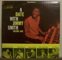 Jimmy Smith/A Date With Jimmy Smith Vol.l/Blue Note/BST81547/NM-