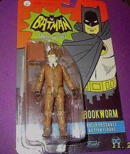 Funko Batman Classic TV Series Bookworm Vinyl Figure NEW Toys Collectibles DC