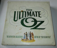 The Ultimate Wizard of Oz VHS Collector Edition Box Set w/ Script & Photos