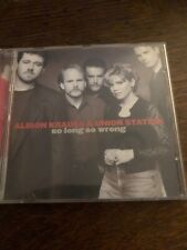 Alison Krauss And Union Station - So Long So Wrong CD