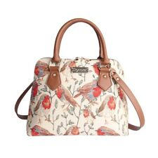 5d805e1f29 Signare Womens Tapestry Fashion Shoulder Convertable bag Robin