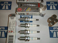 4 X NGK IFR6D10 SPARK PLUGS FOR MERCEDES BENZ A200 & B200 2.0 TURBO , C180 etc.