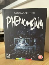 PHENOMENA * OOP LIMITED EDITION BLU RAY / CD * DARIO ARGENTO * ARROW