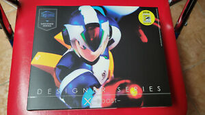 TruForce Collectibles Designer Series Megaman X-BOOST Figure Rockman SDCC 2016