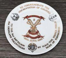 Presentation Of Colours 2nd Battalion 51st Highland Volunteers Prince Philip '86