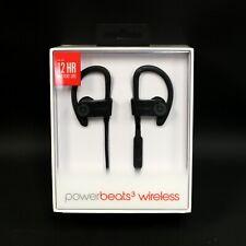 ORIGINAL New Apple Beats by Dr Dre powerbeats3 In-Ear Wireless Headphones Black