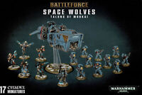 Warhammer 40,000 Space Wolves: Talons of Morkai 71-48