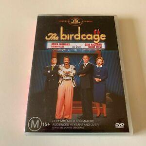 The Birdcage - Robin Williams (DVD) Australia Region 4