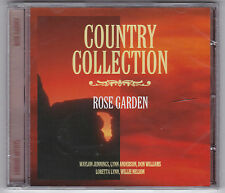 COUNTRY COLLECTION - ROSE GARDEN CD VARIOUS NELSON/JENNINGS/LYNN NEU! & OVP!