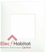 Lot de 20 plaques simple blanche Arnould Espace Evolution 64401