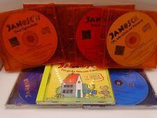 PC Spiel Janosch 4x Lernspiel für Kinder 3x Hörbuch Hörspiel Janosch Zauberfloh