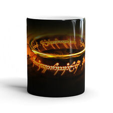 Lord Of The Rings Color changing Magic mug High quality produced in Europe Lotr